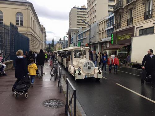 Brocante | Location petits trains